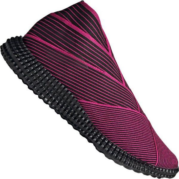 Buty piłkarskie adidas Nemeziz 19.1 Tr M F34729 fioletowy fioletowe