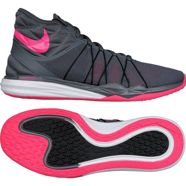 Nike Buty damskie Dual Fusion TR Hit Mid czarne r. 39 (852442 002)