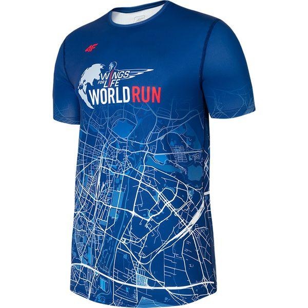 1862d127921f01 Koszulka męska Wings for Life TSMF302WFR - biały - T-shirty sportowe ...