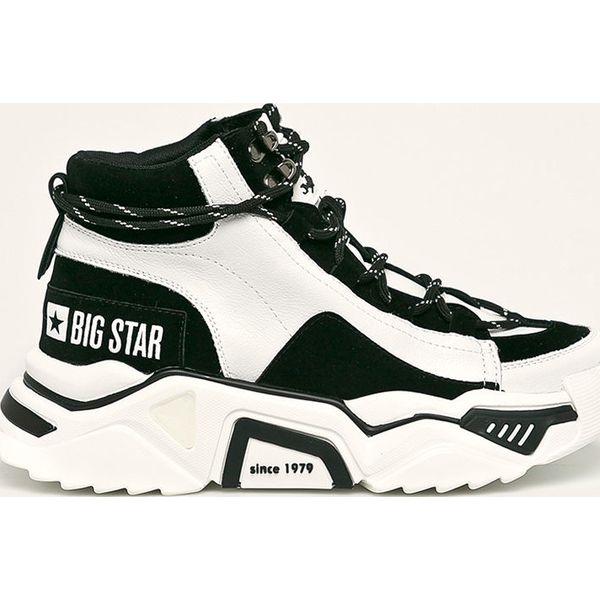 Big Star Buty skórzane