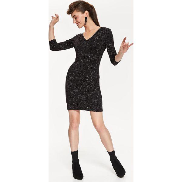 f742430c44 DOPASOWANA SUKIENKA Z ODKRYTYMI PLECAMI - Sukienki damskie marki TOP ...