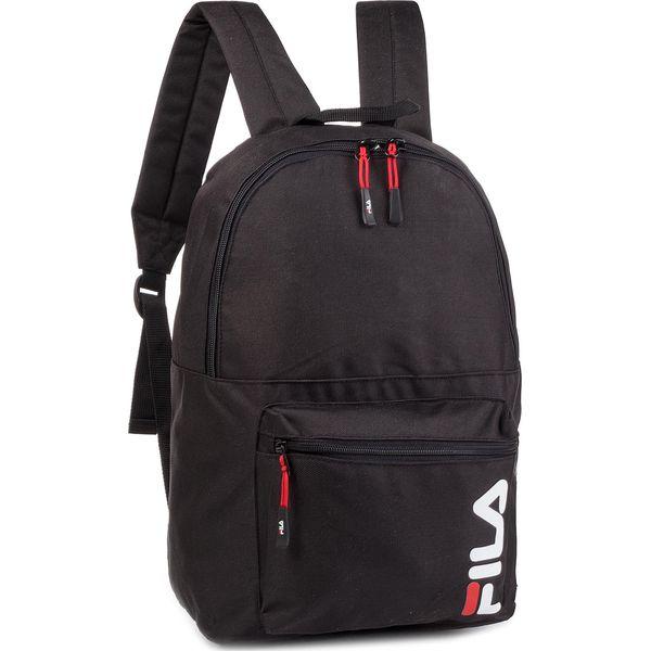 fc0e64629a269 Plecak FILA - Backpack S cool 685005 Black 002 - Plecaki damskie ...