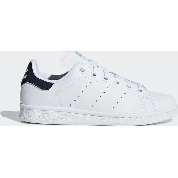7eb46c3475 Adidas Buty damskie Stan Smith J białe r. 38 (B37185) - Mężczyzna ...