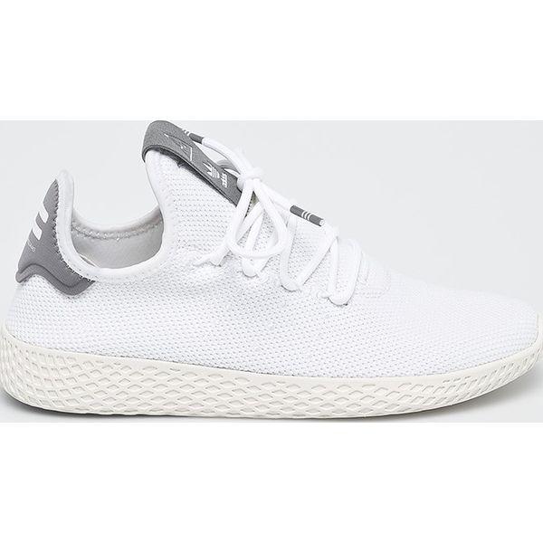 adidas pharrell williams buty damskie białe