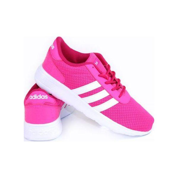 14139eda Adidas Buty sportowe damskie Lite Racer W różowe r. 38 2/3 (AW3834 ...