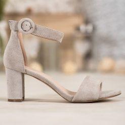 Sandały damskie bez obcasa Kolekcja wiosna 2020 Sklep