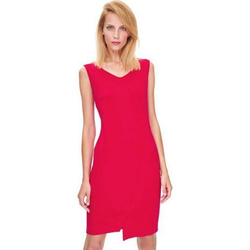 49e4d74d Sukienka w kolorze czerwonym