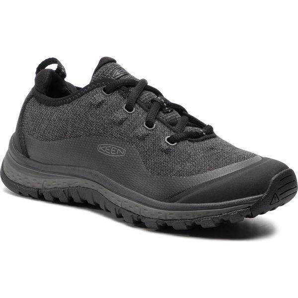ce2985c6 Trekkingi KEEN - Terradora Sneaker 1020528 Black/Raven - Obuwie trekkingowe  damskie marki Keen. W wyprzedaży za 279.00 zł.