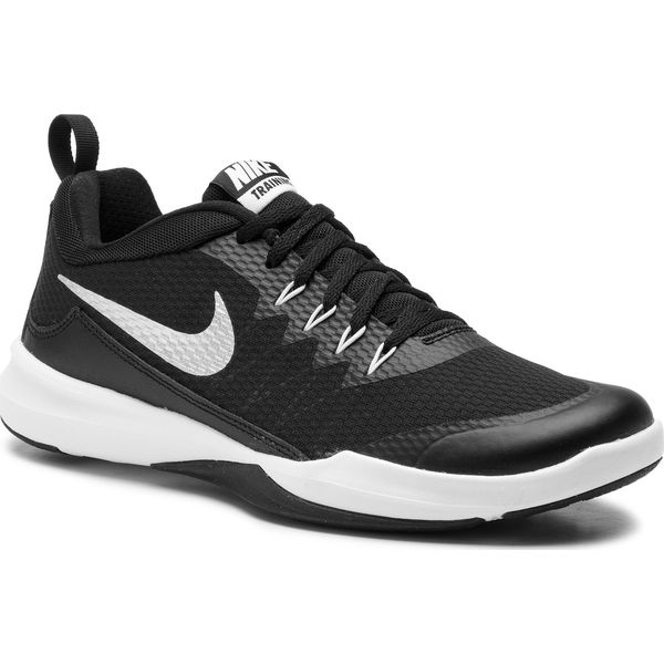 84ed0f27ea5c Buty NIKE - Legend Trainer 924206 001 Black Metallic Silver White ...