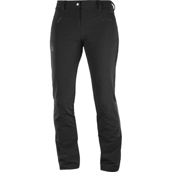 Salomon spodnie damskie Wayfarer Capri W Black 36