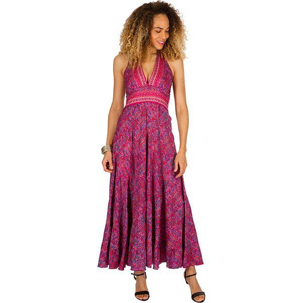 1bf9b3a81d Sukienka maxi w kolorze różowym - Czerwone sukienki damskie marki ...