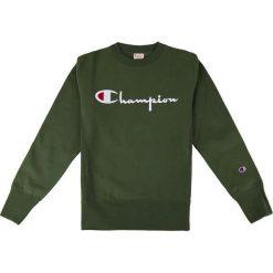 7396d86682aa3 Bluzy bez kaptura męskie marki CHAMPION - Kolekcja wiosna 2019. CHAMPION Bluza  męska Crewneck Sweatshirt Green ...