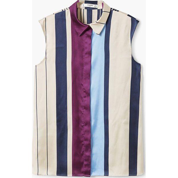 e4cd03c4a8 Mango - Koszula Mandi2 - Koszule damskie marki Mango. W wyprzedaży ...