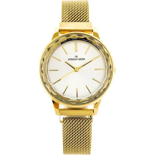 Zegarek Jordan Kerr ZEGAREK DAMSKI JORDAN KERR L1012 (zj976b) uniwersalny