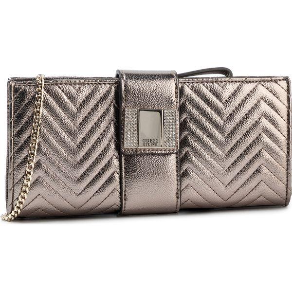 Torebka GUESS Night Twist (MQ) Evening Bags HWMQ75 87730 PEW