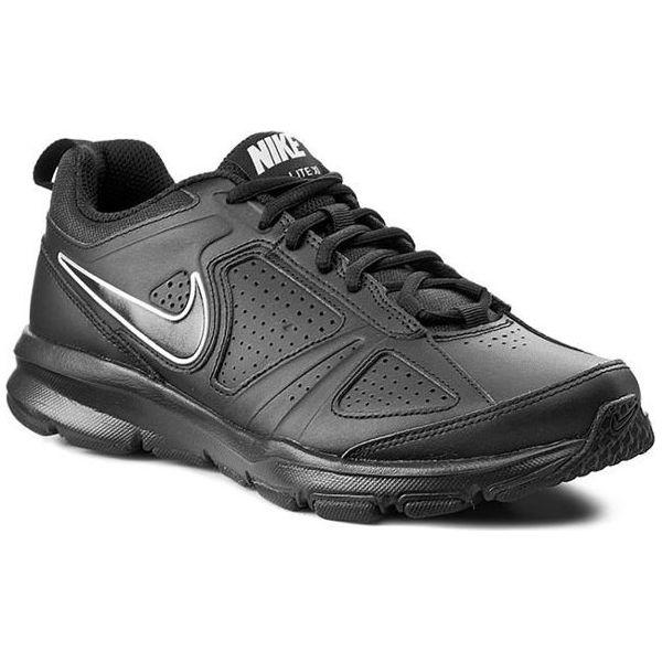 df7294f1 Nike Buty męskie T-Lite XI 616544 007 - rozmiar 40 - Czarne buty ...