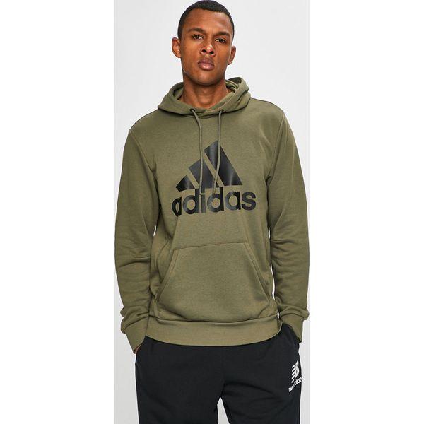 16e1480ff adidas Performance - Bluza - Bluzy z kapturem męskie marki adidas  Performance. Za 249.90 zł. - Bluzy z kapturem męskie - Bluzy i swetry męskie  - Odzież ...