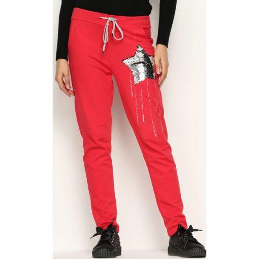 bad6153eac62 Czerwone Spodnie Dresowe Star - Spodnie dresowe damskie marki ...