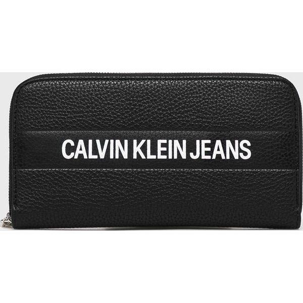 34e7747b093ca Calvin Klein Jeans - Portfel - Portfele damskie marki Calvin Klein Jeans.  Za 299.90 zł. - Portfele damskie - Akcesoria damskie - Kobieta - Sklep  Super ...