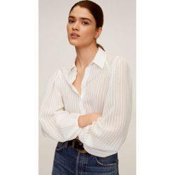 Mango Koszula Siena Białe koszule damskie Mango, m, bez  GkBBk