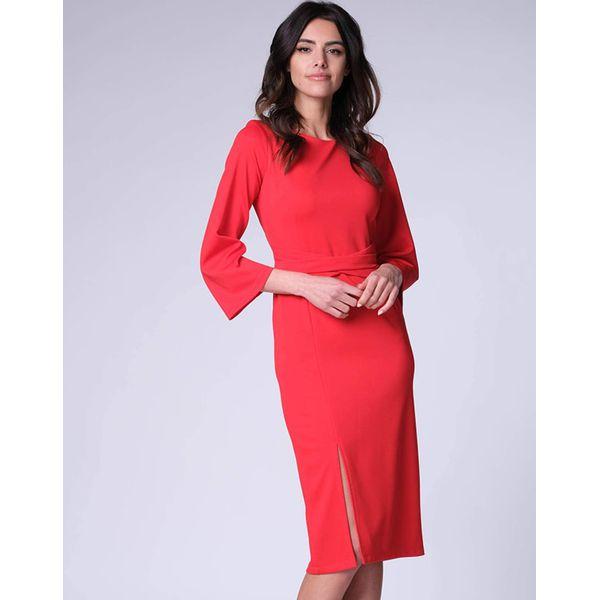 e71b092a85 Sukienka w kolorze czerwonym - Czerwone sukienki damskie marki ...