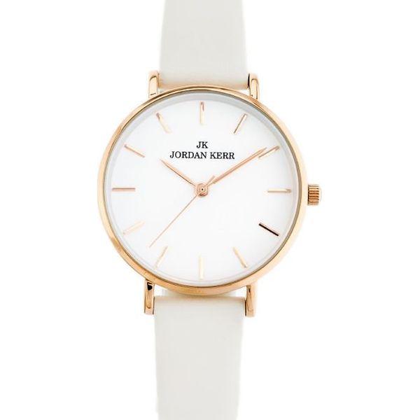 Zegarek Jordan Kerr ZEGAREK DAMSKI JORDAN KERR L1025 (zj975b) uniwersalny